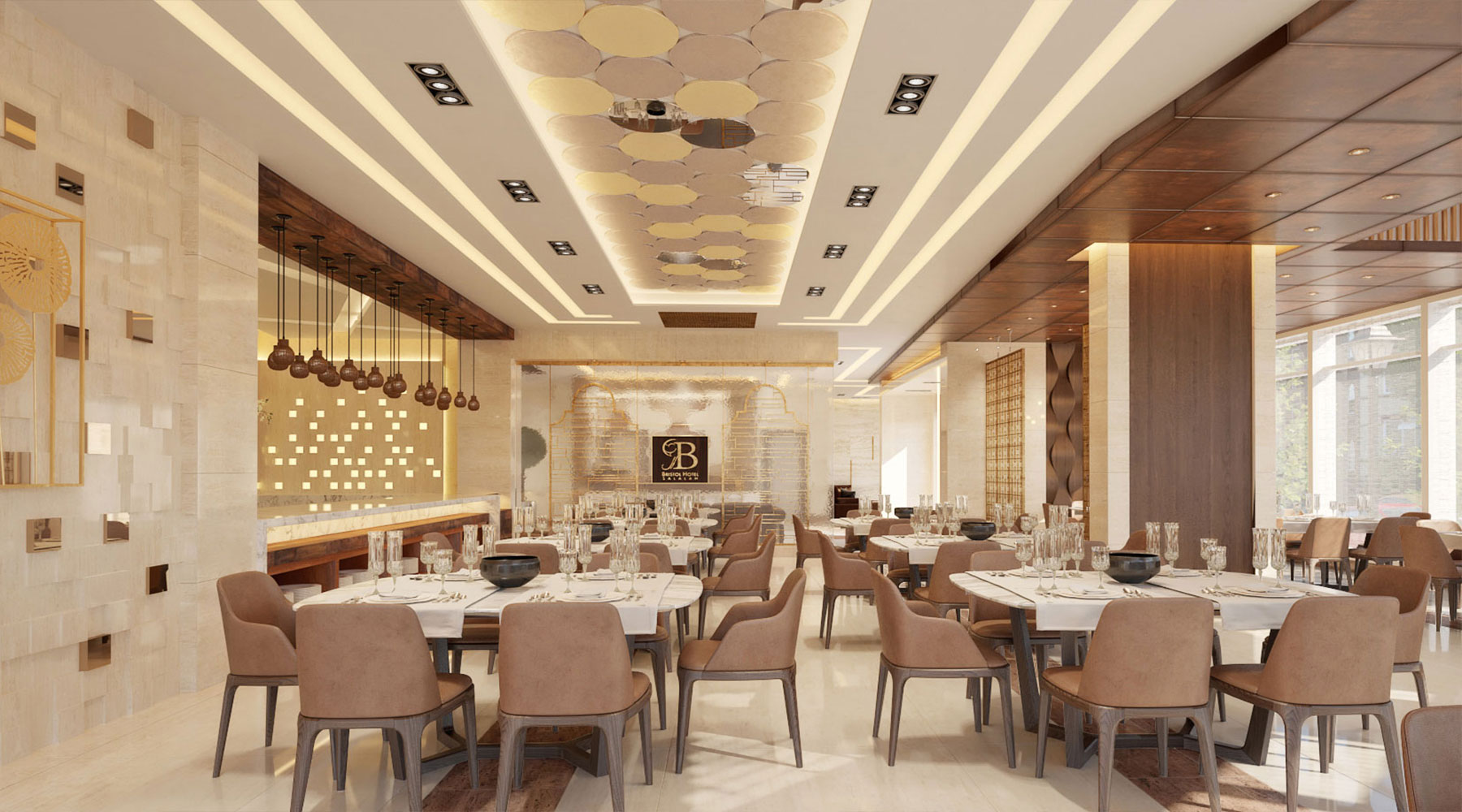Bristol Hotel Salalah Restaurant